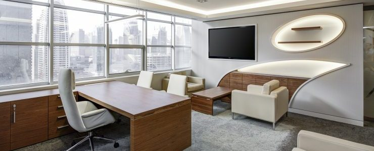 commercial movers Brooklyn - office