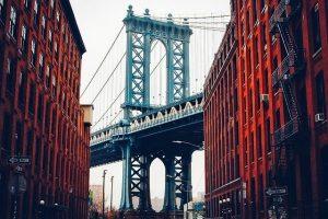 washington bridge of NYC