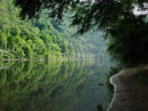 Scenic beauty Delaware.